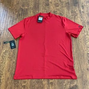 Nike Men's Tiger Woods Golf DRI-FIT Polo Size L